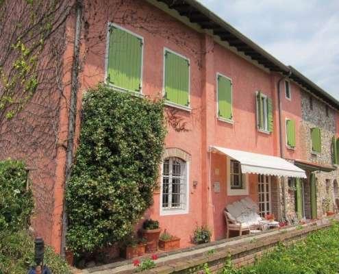 Denkmalgeschütztes Haus am Gardasee –Astrid Kaiser Immobilien