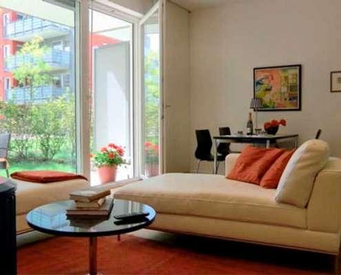 Schwabing: (möblierte) Zwei Zimmer Wohnung –Astrid Kaiser Immobilien