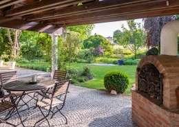 Terrasse Garten Haus Jetzendorf