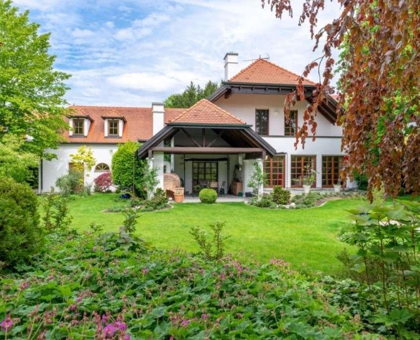 Haus mit ELW, Jetzendorf, Garten und Ruhe, Kaiser Immobilien BergeK