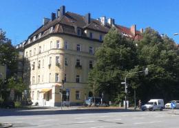 Altbau EG Wohnung in München, sofort bezugsbereit