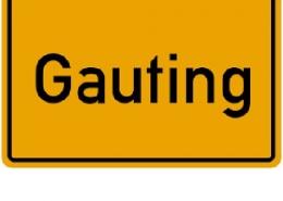 Gauting bei München: Baugrundstück