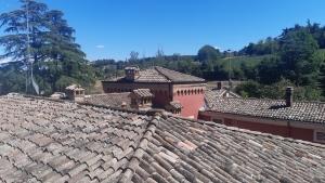 Herrenhaus südlich von Parma
